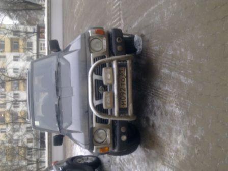 Nissan Patrol 1992 - отзыв владельца