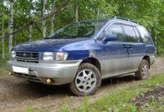 Nissan Prairie Joy, 1996