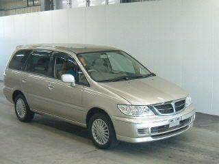 Nissan Presage, 2002