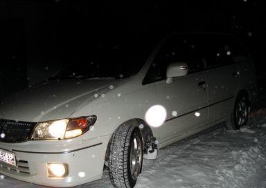 Nissan Presage, 2001