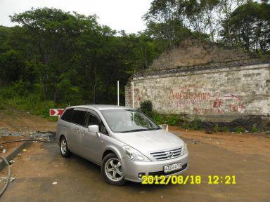 Nissan Presage 2003 отзыв автора | Дата публикации 04.12.2012.