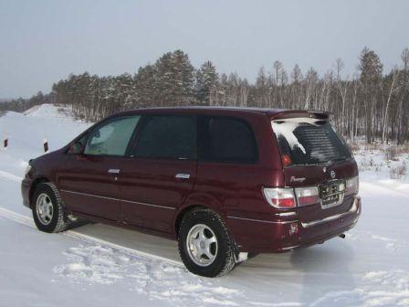 Nissan Presage 2002 - отзыв владельца