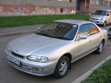 Nissan Presea 1998 отзыв автора | Дата публикации 26.11.2009.