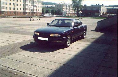 Nissan Presea 1993 отзыв автора | Дата публикации 24.08.2003.