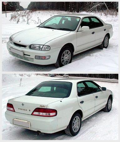 Nissan Presea 1998 отзыв автора | Дата публикации 14.12.2004.