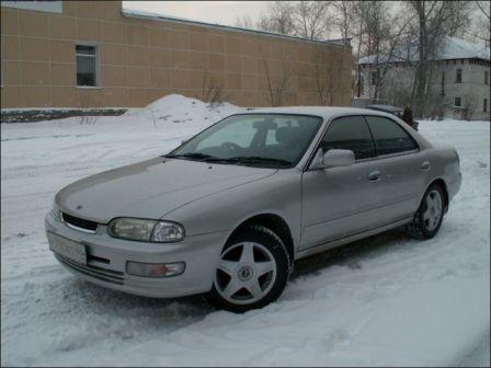 Nissan Presea 1998 - отзыв владельца