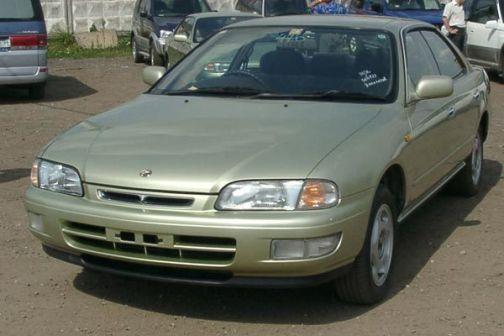 Nissan Presea 1995 - отзыв владельца