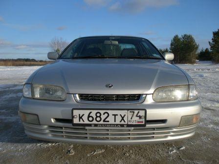 Nissan Presea 1999 - отзыв владельца