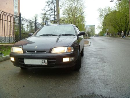Nissan Presea 1996 - отзыв владельца
