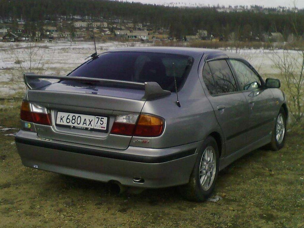 ниссан примера 1999 фото