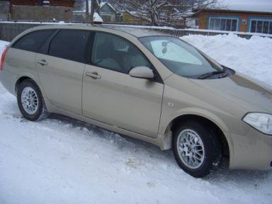 Nissan Primera, 2001
