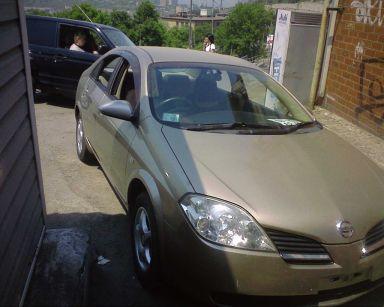 Nissan Primera 2001 отзыв автора | Дата публикации 06.12.2010.