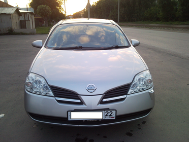 Nissan Primera 2001 отзыв автора | Дата публикации 31.12.2010.