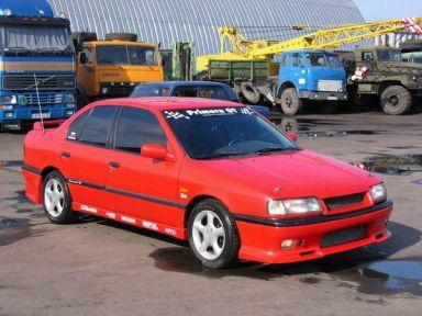 Nissan Primera, 1995