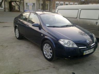 Nissan Primera, 2003