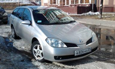 Nissan Primera 2003 отзыв автора | Дата публикации 28.03.2011.