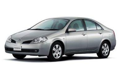 Nissan Primera 2004 отзыв автора | Дата публикации 08.01.2012.