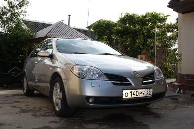 Nissan Primera 2004 отзыв автора | Дата публикации 03.06.2012.
