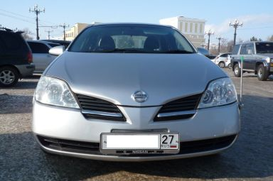 Nissan Primera 2001 отзыв автора   Дата публикации 24.08.2012.