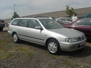 Nissan Primera 1998 отзыв автора | Дата публикации 02.12.2004.