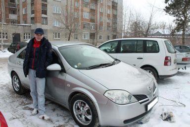 Nissan Primera 2001 отзыв автора | Дата публикации 06.03.2013.
