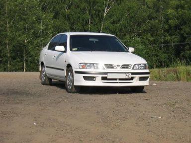 Nissan Primera 1998 отзыв автора | Дата публикации 29.08.2005.