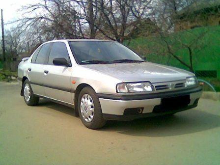 Nissan Primera 1994 - отзыв владельца