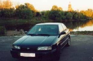Nissan Primera 1992 - отзыв владельца