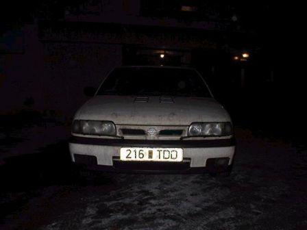 Nissan Primera 1995 - отзыв владельца