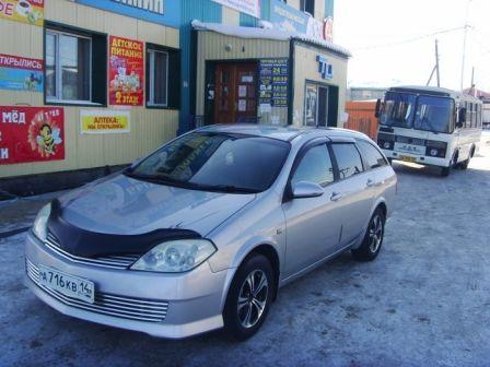 Nissan Primera  - отзыв владельца