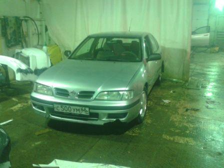 Nissan Primera 1997 - отзыв владельца