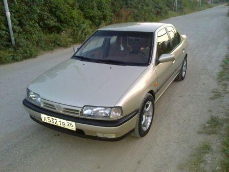 Nissan Primera 1991 - отзыв владельца