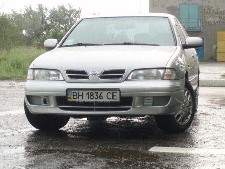 Nissan Primera 1996 - отзыв владельца