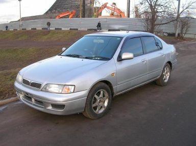 Nissan Primera Camino, 1996