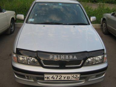 Nissan Primera Camino, 1998
