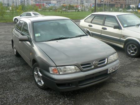 Nissan Primera Camino 1995 - отзыв владельца