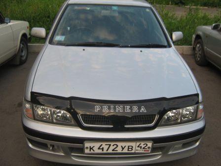 Nissan Primera Camino 1998 - отзыв владельца