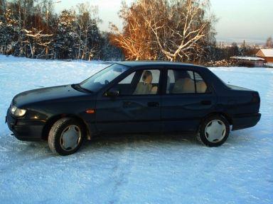 Nissan Pulsar, 1991