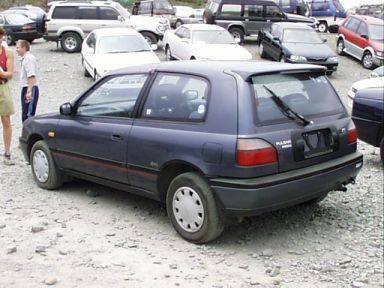 Nissan Pulsar, 1990