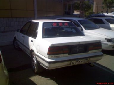 Nissan Pulsar, 1989
