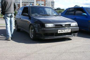 Nissan Pulsar, 1992