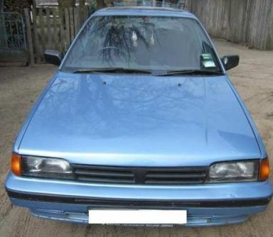 Nissan Pulsar, 1988