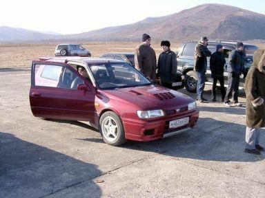 Nissan Pulsar 1991 отзыв автора | Дата публикации 16.12.2001.