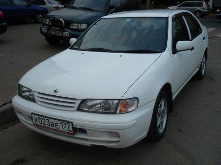 Nissan Pulsar 1998 - отзыв владельца
