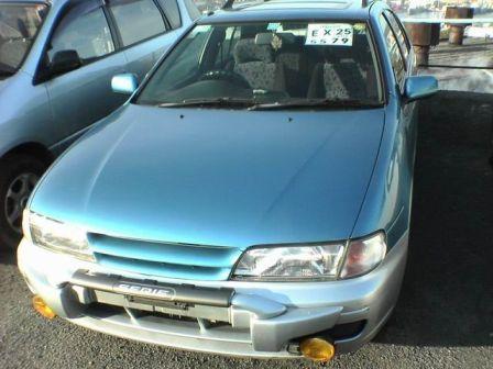 Nissan Pulsar 1996 - отзыв владельца