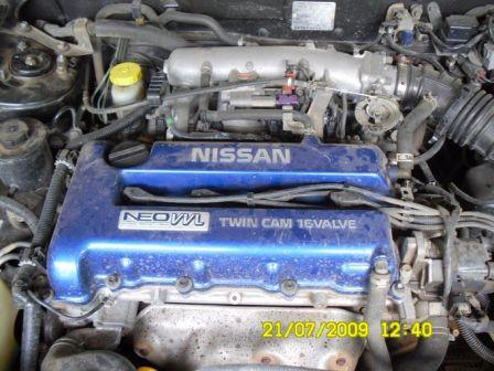 Nissan Pulsar 1997 - отзыв владельца