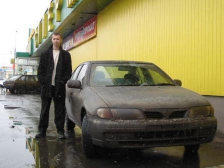 Nissan Pulsar 1995 - отзыв владельца