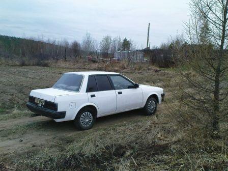 Nissan Pulsar 1985 - отзыв владельца