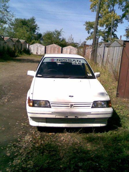 Nissan Pulsar 1986 - отзыв владельца