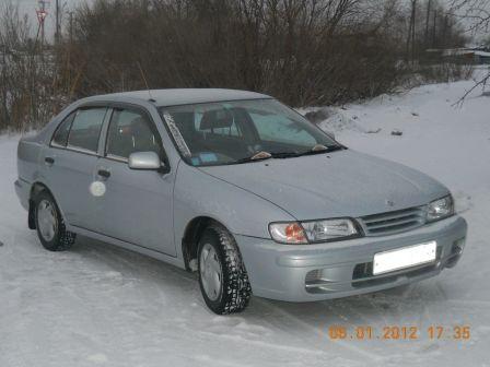Nissan Pulsar 2000 - отзыв владельца